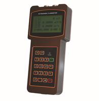 All New TUF-2000H-TS-2 (DN15-100mm) Handheld Ultrasonic Flowmeter/Flow Meter DHL/FedEx/UPS shipping