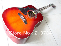 Wholesale -   Left hand to hummingbird electric guitar free shipping