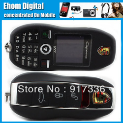 Cheap Free Shipping No Camera Single Card Single Stanby Unlock Quad Band MP3 MP4 Tiny Mini Cute Luxury Sport Car Bar Phone(China (Mainland))