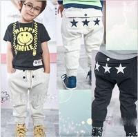 Baby boys Pants kids trousers casual 3 star pants girls' pants 1224 B zgs