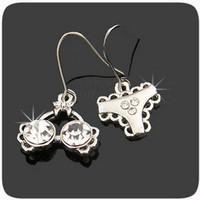 Underwear panties laciness earrings wholesale accessories