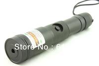 Free shipping 532nm 100mW High power green beam laser pointer Focus Adjustable