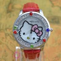 Наручные часы new 6 colors vintage classic genuine leather fashion lady woman wrist watch hour