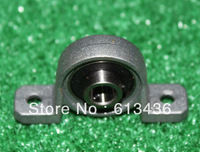 Free shipping wholesales, Pillow Block Bearing P001 seat belt bearing  plummer block housings bore ,inner hole 12mm