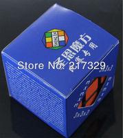 5 PCs Classic ShengEn Magic Cube 3x3x3 Type B Speedy Srping Competetion IQ Puzzle Twist Toy Game Gift for Kids Boys Girl BALCK