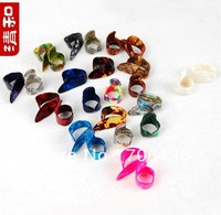 special Wholesale guitar picks guitar fingerstall paddles thumb forefinger optional 10pcs /lots