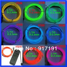 flexible neon light promotion