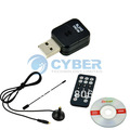 Mini Digital USB 2.0 DVB-T HDTV TV Tuner Recorder&Receiver Free Shipping 8538