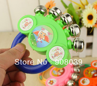 new kids  toys  lowest price  Small Bell  children's Educational gift 20pcs  baby toys wholesale