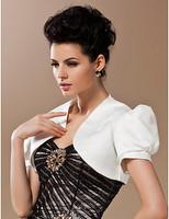 Free shipping New fashion faux fur coat bridal wrap shrug shawl ivory wedding gown APPAREL accessories Spring Hot Sale