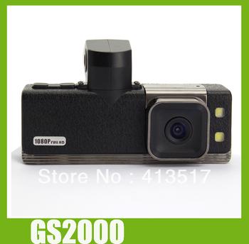 FULLHD 1080P (GH-02.1)120 degree Lens angle HDMI & H.264 Video code Support G-sensor & GPS track car black ox
