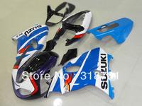 S161 NEW Blue white black Fairing for SUZUKI TL1000R 98-03  TL 1000R 1998-2003 TL 1000 R 98 99 00 01 02 03 TL1000 R 1998 2003