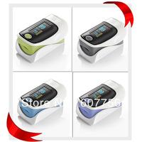 Hot !!! Fingertip Pulse Oximeter, OLED screen