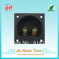 WP2-27 Terminal Connector Binding Post,Speaker Terminal,Brass Binding Post Terminal