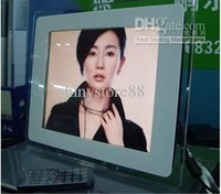 """12.1"""" 12 inch LCD Digital Photo Picture Frame with AV out MP3 audio resolution (800*600)"""