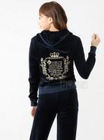 Женские толстовки и Кофты 2013 winter hoodies clothing for women leisure suit fleece thickening pullover winter set hooded sweatshirt