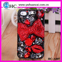 Free Shipping! New Arrival ! Crystal rhinestone sexy phone case for iphone 5