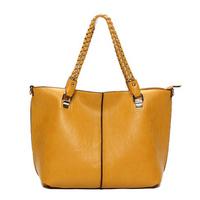 2012 female bags fashion brief vintage handbag messenger bag big bag women's bag