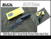30pcs/lot Hot Selling OEM BUCK X11 Outdoor Knife Fruit Knife Hand Tools KA0298 Express Shipping