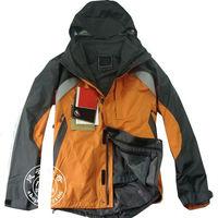 Free shipping Waterproof Jacket Mens Winter Skiing Breathable Windstopper on sale Orange T10