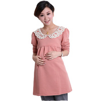 Maternity clothing autumn fashion maternity autumn top maternity nursing clothes nursing clothes Nursing Wear