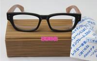Wholesale designer Optical Eyeglasses,Sagawa Fujii handmade wood Optical frame,fashion glasses men and women unisex 7095D