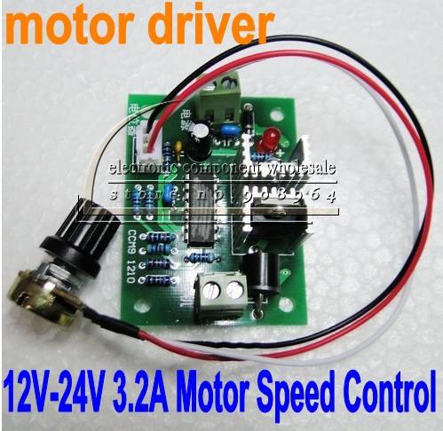 5pcs Lot Unidirection Dc Motor Drive Driver 12v 24v 3 2a