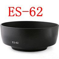 ES-62 Lens Hood for CANON EF 50mm F1.8 f/1.8 II(China (Mainland))