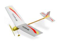 New arrivals Seagull electric airplane aircraft model,maximum 2mins flight