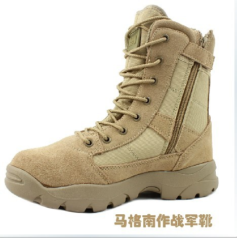 Free shipping !!! Magnum desert boots 511 tactical high-top outdoor training hiking boots special forces men's shoes(China (Mainland))