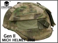 Emerson Tactical A-TACS FG MICH TC-2000 ACH Ver2 Helmet Cover free ship