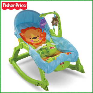 Double 12 fisher price Fisher multifunctional light baby rocking chair placarders chair w2811 p1070(China (Mainland))