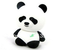 Crazy sales New arrival Chinese Black&White Panda 8GB USB Flash Drive Memory Stick