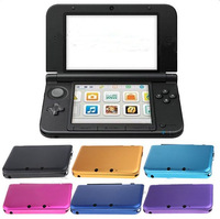 Free Shipping Aluminum Box Hard Metal Cover Case for Nintendo 3DS LL/XL