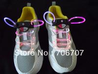100pcs/lot 2013 Best Price Shining Brignt LED Shoelace free shipping