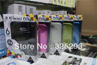 "Free Shipping,S2152,2PCS 2.5"" USB 3.0 SATA External Hard Drive case HD Mobile Disk Enclosure/Case"