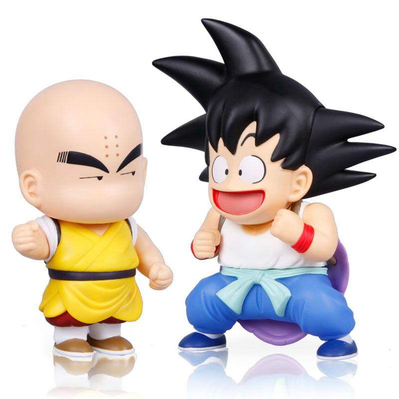 Dragon Ball z Goku Toys Goku Kuririn Dragon Ball