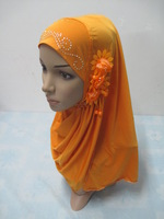 Muslim hot brick headband