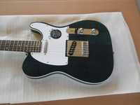 New Arrival F Telecester  6 string blue dark blue brown  Electric Guitar !! Free shipping 12