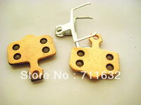 Free shipping 1 Pair AVID SINTERED Full Metallic Disc Brake PADS Elixir 1 3 5 7 9 R CR Mag XX WORLD CUP XO