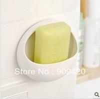 The fashion simple super suction leachate chuck soap box K0742 mass fashion personality!