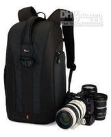 New Lowepro Flipside 300 Digital SLR Camera Backpacks Photo Bag Black for CANON and Nikon