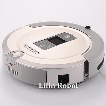 Robot Aspiradora / Robot Vacuum Cleaner (auto recharging, timer,virtual wall, vacuum)