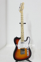 Wholesale - Musical instruments New Arrival Sunburst Maple Board Electric Guitar High Cheap A7226