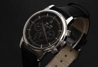 2013 calendar watch big dial automatic mechanical watch fashion man wrist strap watch male table