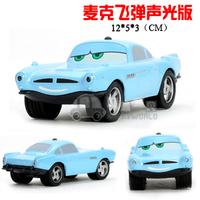 mike acoustooptical WARRIOR alloy car model
