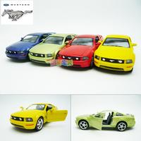 soft world FORD gt alloy car model toy car WARRIOR car