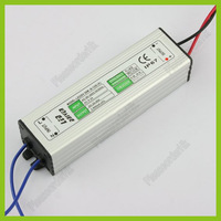 30W LED Driver Power Supply Waterproof IP67 Input AC 85-265V Output DC 25-45V Free Shipping