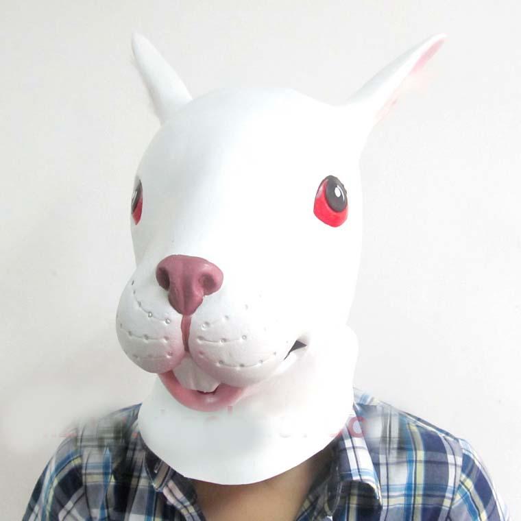 Как сделать маски кроликов