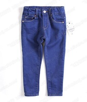 Baby boys pants kids children denim jeans 212069 trousers pencil pants 1227 B ch